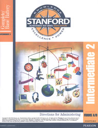 Stanford Intermediate 2 Directions (for school purchase)