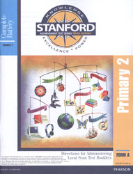 Stanford Primary 2 Directions (for school purchase)