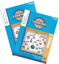 Stanford Primary 2 Test Booklet Set (Form A, for school purchase)