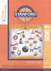Stanford Practice Test: SESAT 2 (for school purchase)