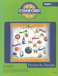 Stanford Preview for Parents: Primary 1 (for school purchase)