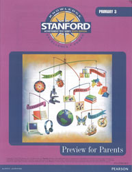 Stanford Preview for Parents: Primary 3 (for school purchase)