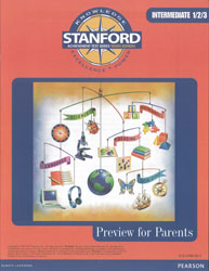 Stanford Preview for Parents: Intermediate 1/2/3 (for school purchase)