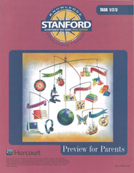 Stanford Preview for Parents: TASK 1/2/3 (for school purchase)