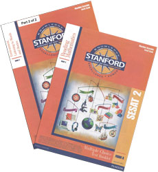 Stanford SESAT 2 Test Booklet Set (Form A, for school purchase)