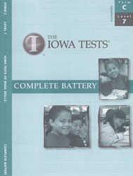 ITBS Level 7 Test Booklet (Form C, for school purchase)