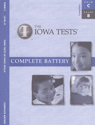 ITBS Level 8 Test Booklet (Form C, for school purchase)