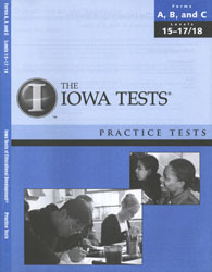 ITED Forms A/B/C Practice Test: Levels 15-18 (Grades 9-12, for school purchase)