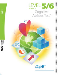 CogAT Form 7: Level 5/6 Test Booklet (for school purchase)
