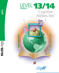 Cogat Form 7 Level 1314 Test Booklet For School Purchase Bju Press