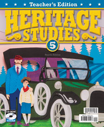 Heritage Studies 5 Teacher's Edition with CD (4th ed.)