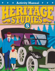 Heritage Studies 5 Student Activity Manual (4th ed.)