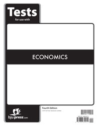 Economics Tests (3rd ed.)