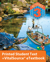 Science 3 eTextbook & Printed ST (4th ed.)