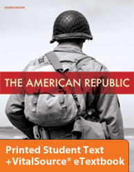 American Republic eTextbook & Printed ST (4th ed.)