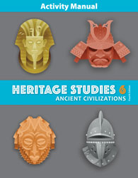 Heritage studies 6 student activity manual 3rd edition (233429.