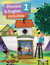 Phonics and English 1 Activities (4th ed.)