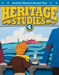 Heritage Studies 4 Student Activity Manual Answer Key (3rd ed.)