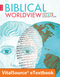 Biblical Worldview eTextbook ST (KJV)