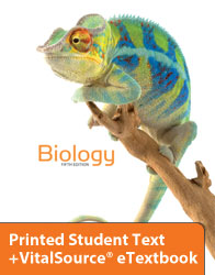 Biology eTextbook & Printed ST (5th ed.)