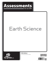 Earth Science Tests (5th ed.)