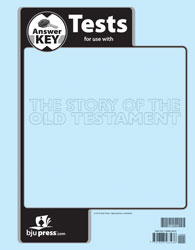 The Story of the Old Testament Tests Answer Key