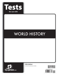 World History Tests (5th ed.)