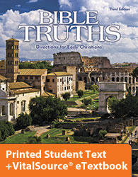 Bible Truths Level E eTextbook & Printed Student Text (3rd ed.)