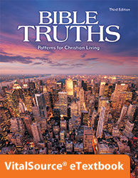 Bible Truths Level F eTextbook ST (3rd ed.;copyright update)