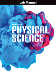 Physical Science Student Lab Manual (6th ed.)