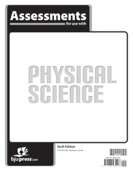 Physical Science Assessments (6th ed.)