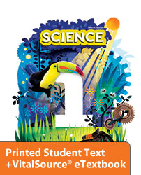 Science 1 eTextbook & Printed Student Edition (4th ed.)