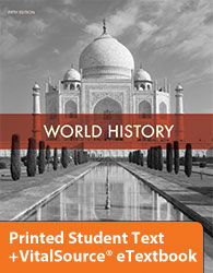 World History eTextbook & Printed ST (5th ed.)