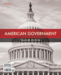 American Government Teacher Edition (4th ed.)