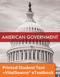 American Government eTextbook & Printed SE (4th ed.)