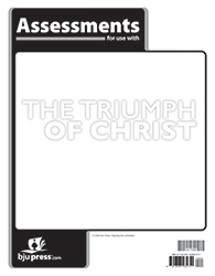 The Triumph of Christ Assessments (1st ed.)