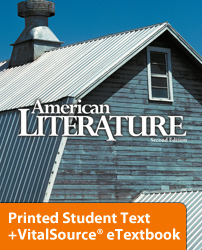 American Literature eTextbook & Printed ST (Updated 2nd ed.)