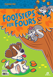 Footsteps for Fours Teaching Tree, 3rd ed.