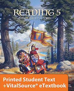 Reading 5 eTextbook & Printed Student Text (3rd ed.)