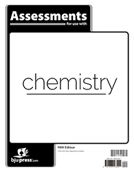 Chemistry Assessments, 5th ed.