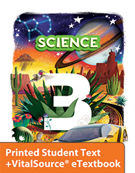 Science 3 eTextbook & Printed Student Edition, 5th ed.