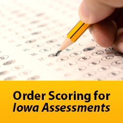 Level 5/6 Iowa Assessments Form E Scoring (consumable booklet)