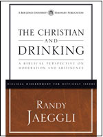 Christian and Drinking, The: A Biblical Perspective
