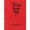 Class Record Book (910-8CD) (9 wk class record and plan book)