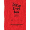 Class Record Book (67-8CD) (6 week class record and plan book)