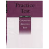 Levels A-H CogAT Practice Test Student Only: Grades 3-12 (additional student)