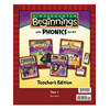 Beginnings K5 Teacher's Edition (3rd ed.)