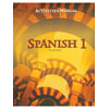 Spanish 1 Student Activities Manual (2nd ed.)