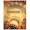 Spanish 1 Student Activities Manual Teacher's Edition (2nd ed.)
