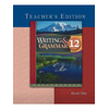 Writing & Grammar 12 Teacher's Edition (2nd ed.)